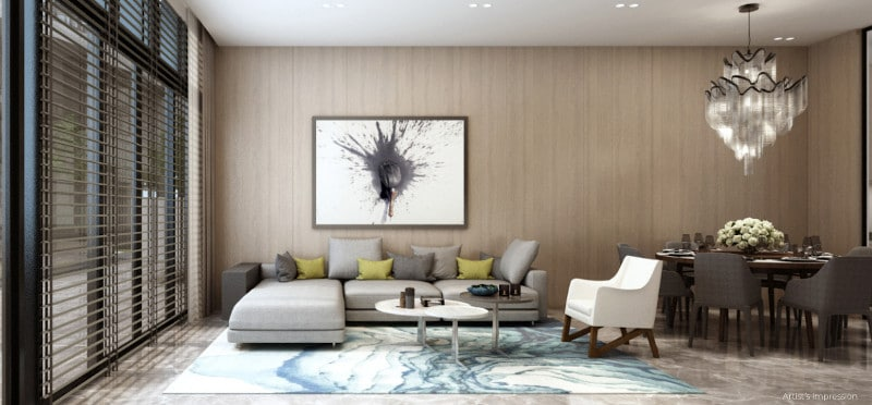 Parkwood Collection Living Room